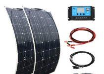 meilleur panneau solaire de camping-car
