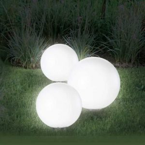 boules lumineuses solaires