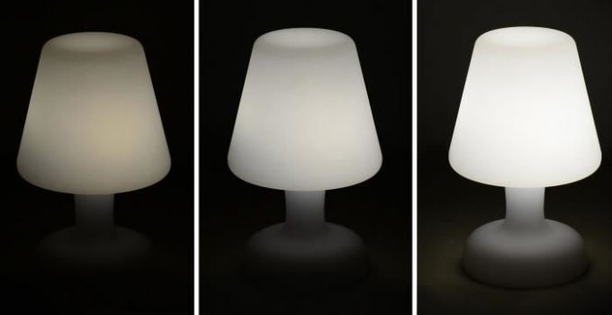 meilleures lampes de table solaires
