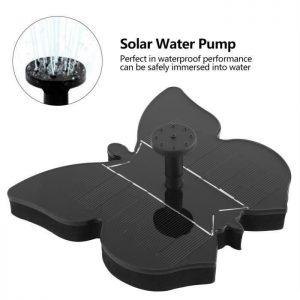 meilleures pompes solaires